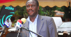 Micheal Teye Nyaunu, Member of Parliament for Lower Manya