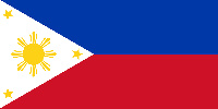 File photo: The flag of Philippines
