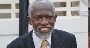 Prof Stephen Adei Smile