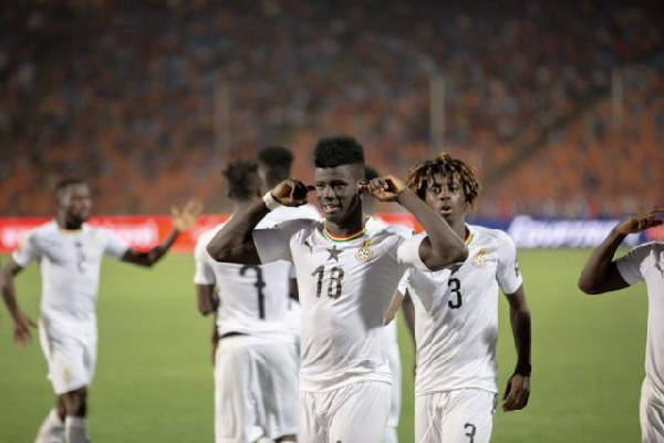Egypt 3-2 Ghana: Black Meteors players rated