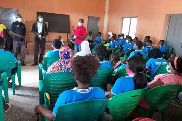 Protect your communities through vigilance - NCCE to youth