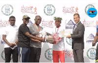 Malik Yakubu rewrote history by winning the special Accra marathon
