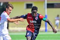 Ghanaian youngster Joseph Tetteh