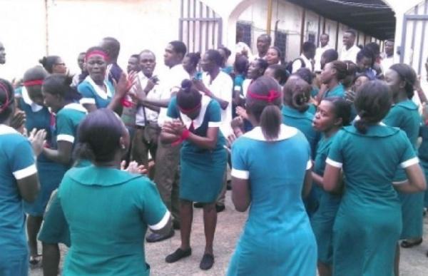 Nurses and Midwife Trainees , threaten to go on strike