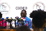 Odododiodio Violence: It is good these things are coming up now - CODEO