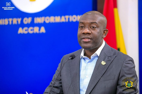 Let's support young entrepreneurs – Oppong Nkrumah