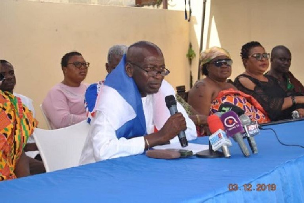 Independent parliamentary candidate joins NPP