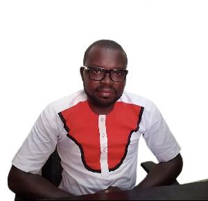 Joseph Wemakor, author