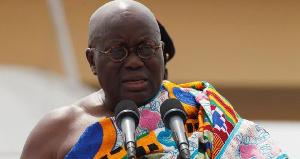 President Nana Akufo Addo Citi