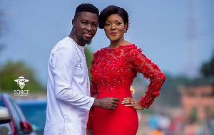 Kwame A Plus and Akosua Vee