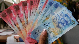 File photo: The number of investors to boost Ghana's economy dwindling