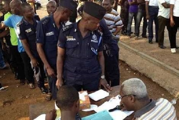 2020 Elections: Vote transfer is for students and security officers only - EC