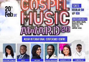 GOSPEL MUSIC AWARDS1