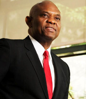 Chairman of the United Bank for Africa, Tony O. Elumelu