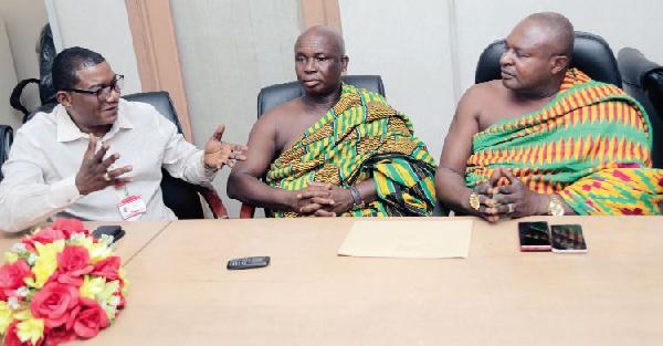 Bonwire Kente Festival to promote Ghana's culture