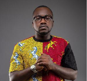 Ajeezay is a Ghanaian comedian