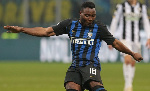 Kwadwo Asamoah dropped from Inter Milan squad for Europa League