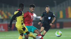 Ghana Played 0 0 Draw With Morocco At The CAF U20 Cup Of Nations