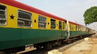 The GRCL will on Monday resume passenger services on the Takoradi-Sekondi rail line
