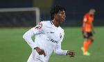 Naajeb Yakubu plays full throttle in Vorskla Poltava defeat to Kiev