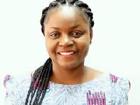 Rita Boateng, Marketing Executive of Old Mutual Ghana