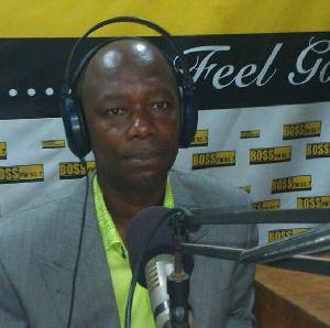 Kofi Appiah Joins Boss fm