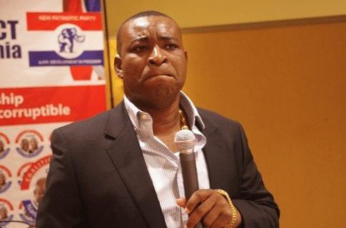 CWG wants Chairman Wontumi sanctioned over 'unhealthy comments' on Mahama's daughter