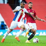 Jordan Ayew delighted with win against Manchester United despite penalty miss