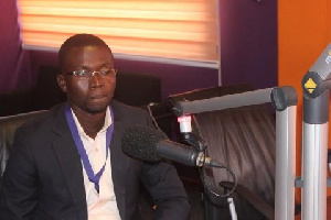 Courage Kingsley Martey of Databank Research