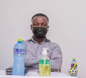 GFA Executive Council  memeber, Frederick Acheampong