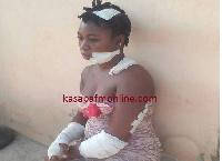 Jennifer Andoh alleged victim of physical assault.