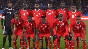The Sudan national team