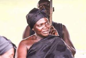 Late Nana Yaa Nyamaa Poduo II funeral cloth is on high demand