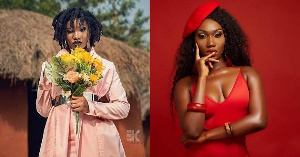 Wendy Shay is a Ghanaian singer
