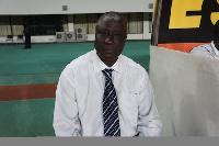 AshGold coach, Bashiru Hayford