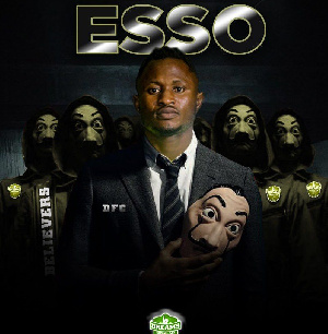 Esso has signed a two-year deal with Dreams FC