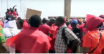 Angry GRIDCO staff lock up management over wages