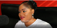 Member of the NPP communications team, Jennifer Oforiwaa Queen