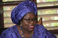 Mrs. Nana Oye Lithur