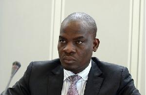Haruna Iddrisu Minister Trade