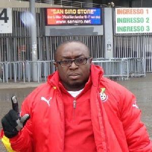 Former Asante Kotoko coach, Isaac Adade Boateng