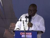 Nana Akufo-Addo, President-elect