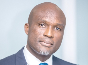 General Manager First Capital Horace Tetteh