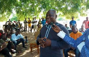 Amidu Chinnia Issahaku, Deputy Upper West Regional Minister