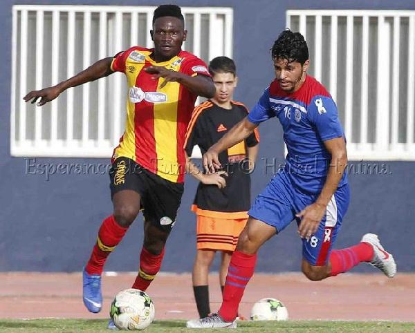 Ghanaian midfielder, Kwame Bonsu