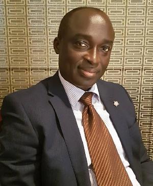 President, Ghana Hotels Association - Dr Edward Ackah-Nyamike Junior
