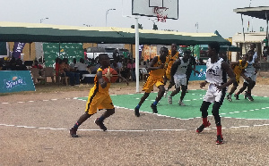 ADISCO beat KSTS 36-18 in their game