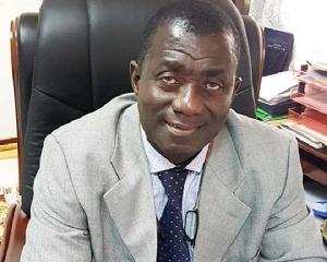 Dr Oheneba Owusu Danso, CEO, Komfo Anokye Teaching Hospital