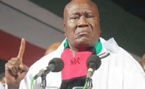 The opposition National Democratic Congress (NDC) accused President Akufo-Addo of travelling alot.