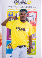 Camidoh joins Ololo Express as official brand ambassador